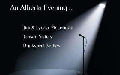 Southern Alberta Showcase Evening