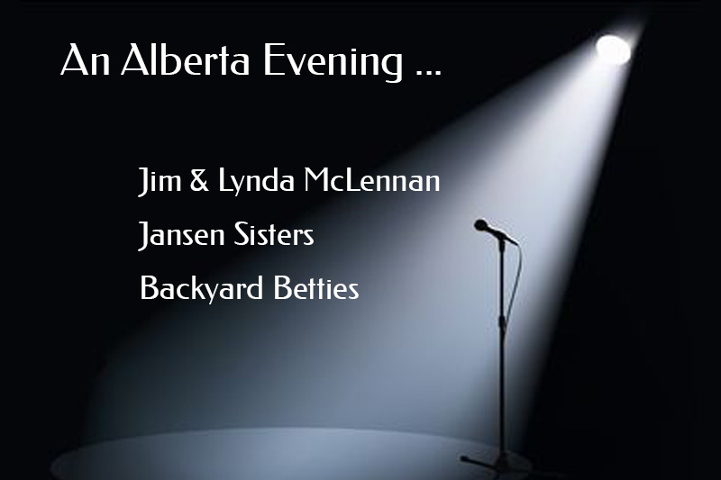 Southern Alberta Showcase Evening